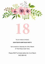 New Birthday Party Invitation Template Word Audiopinions