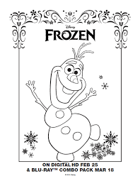 Small Picture Disney Frozen Printable Coloring Pages Images Coloring Disney