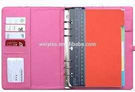 Personalized Pu Leather Agenda Notebook Custom Design Print Best Agenda Organizer Notebook Planner Supplier Buy Pu Leather Agenda