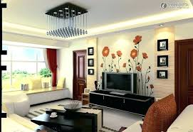 living room decorating ideas wall decorations best around on decor tv designs fireplace design