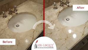 stone polishing in boston res the luxurious appearance of this marble countertop and shower