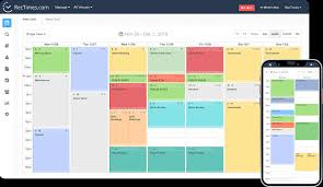Rectimes Simple Sports Facility Management Software