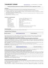 For 5 Years Experience In Java Sample Resume Format