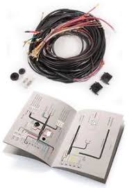 vw type bus baywindow wiring harness image is loading vw type 2 bus 1968 1969 baywindow wiring