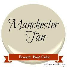 tan color paintFavorite Paint Color  Benjamin Moore Manchester Tan  Postcards