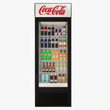 Coca Cola Vending Machine Models Classy Fridge Coca Cola 48D Asset CGTrader
