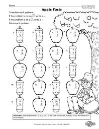 f3de34dac9a0ea40bbb85c01ae92c3ce apple facts johnny appleseed 17 best images about addition substraction teaching ideas on on subtraction picture worksheets