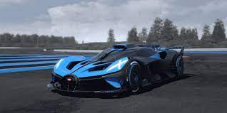 'like riding on a cannonball': 1825 Hp Bolide Concept Is Bugatti S Biggest Flex Yet