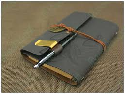 7 x5 refillable journal books handmade vintage matte leather notebook