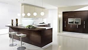 Modern Kitchen Tiles Charming Cleanly White Kitchen Island And Cabinets With Modern