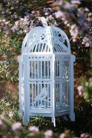 Handmade Lovebird lantern in baby blue. Bird CagesRomantic ...