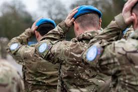 reservists mobilise for operational