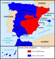 """Résultat de recherche d'images pour """"drapeau historique espagnol 1936 tete de mort de l'anarchie"""""""