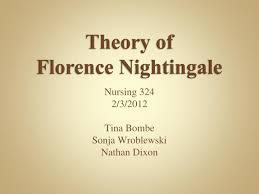 florence nightingale theory ppt theory of florence nightingale powerpoint presentation id