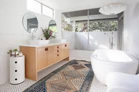 Cozy eclectic bathroom vanity designs ideas using wood Small Bathroom Photo By Phoebe Chuason Hgtvcom Bathroom Pictures 99 Stylish Design Ideas Youll Love Hgtv