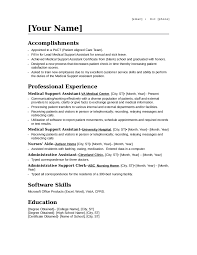 Resume Objective For Medical Field Resume Objective Examples Medical Field Danayaus 17