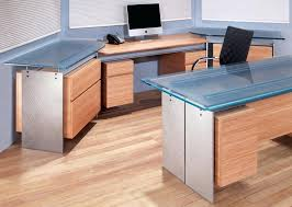 glass desk for computer contemporary glass office furniture axis modern glass desk contemporary office furniture p glass desk