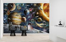 Amazing 3D mural wallpaper to instantly ...