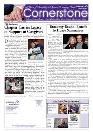 Chapter Carries Legacy of Support to Caregivers - Alzheimer's ...