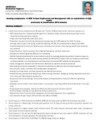 Building Maintenance Engineer Resume Sample Best Of 24arun Das Mep Resume