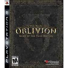 The elder scrolls, oblivion, shivering isles, knights of the nine, bethesda game studios, bethesda softworks, zenimax and related logos are registered trademarks or trademarks of zenimax media inc. The Elder Scrolls Iv Oblivion Game Of The Year Edition Playstation 3 Gamestop