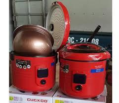 nồi cơm điện cuckoo 1.8 lít lòng nồi ủ ấm 3D