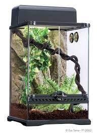 Exo Terra Habitat Kit Rainforest - Terrarium Set / Terraristik Shop