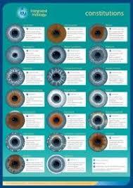 Iridology Diagnosis Chart 43 Best Iridology Images Iridology Chart Naturopathy