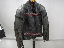 size 48 dainese leather jacket g stripes evo pelle
