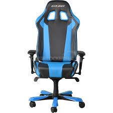 gaming chair uk pc world inspirational â dxracer king series gaming chair black blue