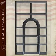bullet resistant glass door previous