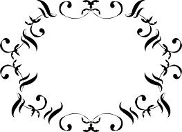 Fancy Border Clip Art at Clkercom vector clip art online royalty