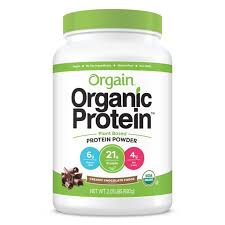 Green coffee bean powder (4 oz, zin: Orgain Organic Protein Powder Creamy Chocolate Fudge 21g Protein 2 03 Lb Walmart Com Walmart Com