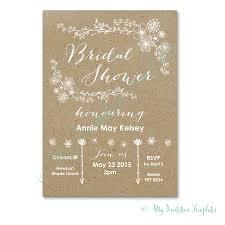 Bridal Shower Invites Templates Free Rustic Bridal Shower Invitation Templates Songwol F24c24f24 6