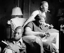 gordon parks classic photo essay harlem gang leader com red jackson his mother and brother harlem new york 1948