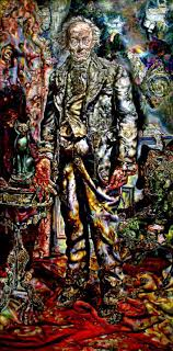 the picture of dorian gray the supernatural begins flashlight  dorian gray by ivan albright 1943