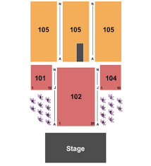 Table Mountain Casino Concert Seating Chart