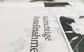 Trauerkarte Schreiben Kurz 40 Beispiele Muster Anrede Text Vorlage