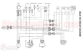 wiring diagram chinese atv wiring diagrams yamoto250 wd diagram go kart ignition switch wiring at Hammerhead Gt 150 Wiring Diagram