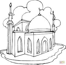 Coloring Pages Awesome Islamic Coloring Sheets Photo Inspirations