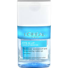 l oréal paris dermo expertise eye lip make up remover waterproof