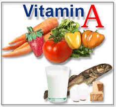 Carrots prevents Vitamin A Deficiency