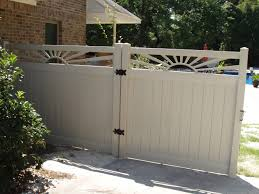 charming privacy fence ideas. vinyl privacy fence panels with charming home depot decor ideas