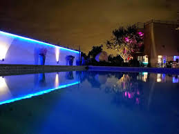 full image for outdoor led strip lighting uk accent wall lights waterproof exterior strips