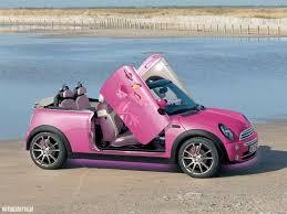 mini cooper convertible pink. pink mini cooper convertible girly cars for female drivers love u2026 i