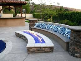 diy glass fire pit medium size of in ground fire pit with seating gas fire table