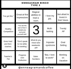 Memes and gifs, millennial, enneagram 1, cats, coffee with creamer, parks and rec, all the books, #wmt, bcp stan, craft beer, android, the west wing, star trek fan, hymn lover, doctor who, c.s. Enneagram Bingo Myers Briggs Mbti Amino
