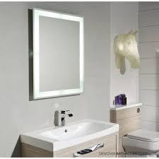 large led bathroom mirrors