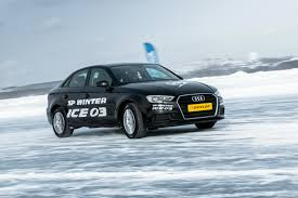 Зимние <b>шины Dunlop SP Winter</b> Ice 03. Снег, лед и математика…