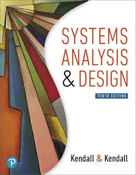 Test Bank for Systems Analysis and Design 10th Edition by Kendall